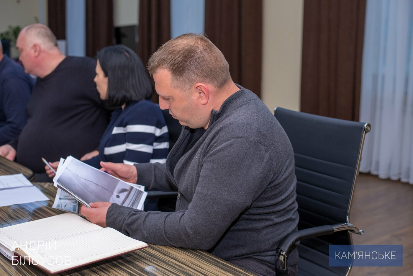 В Каменском обсуждали вопросы участников АТО/ООС, фото-2