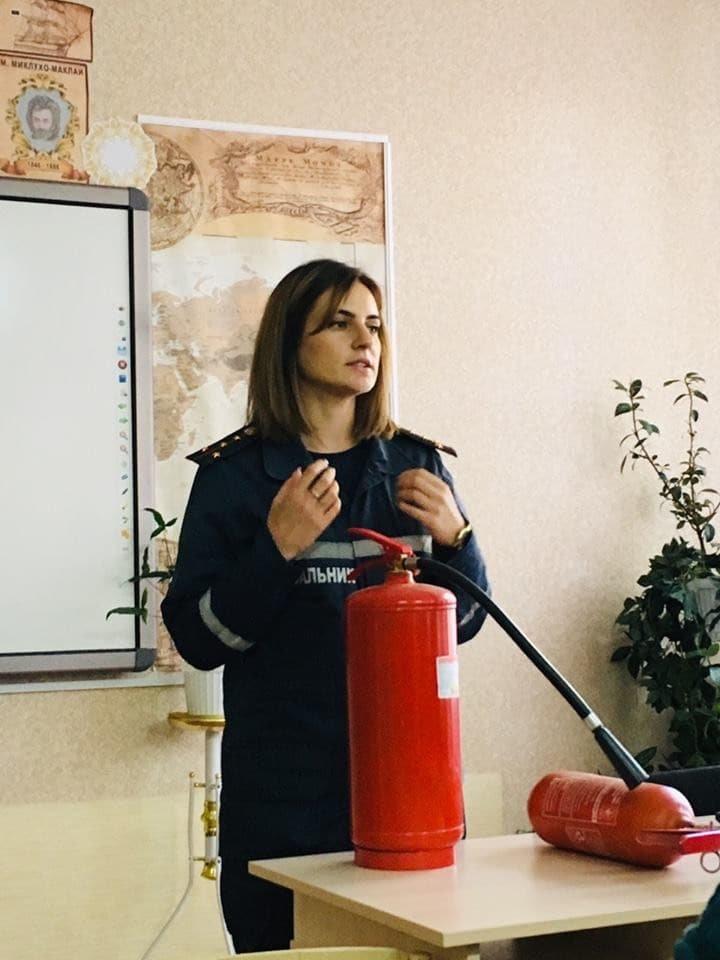 Жіноче обличчя Служби порятунку «101» Кам'янського, фото-5