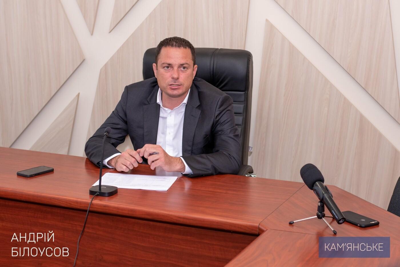 Мэр Каменского провел прием граждан, фото-2