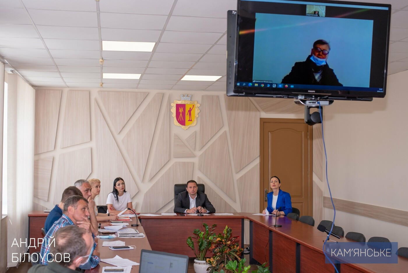 Мэр Каменского провел прием граждан, фото-1