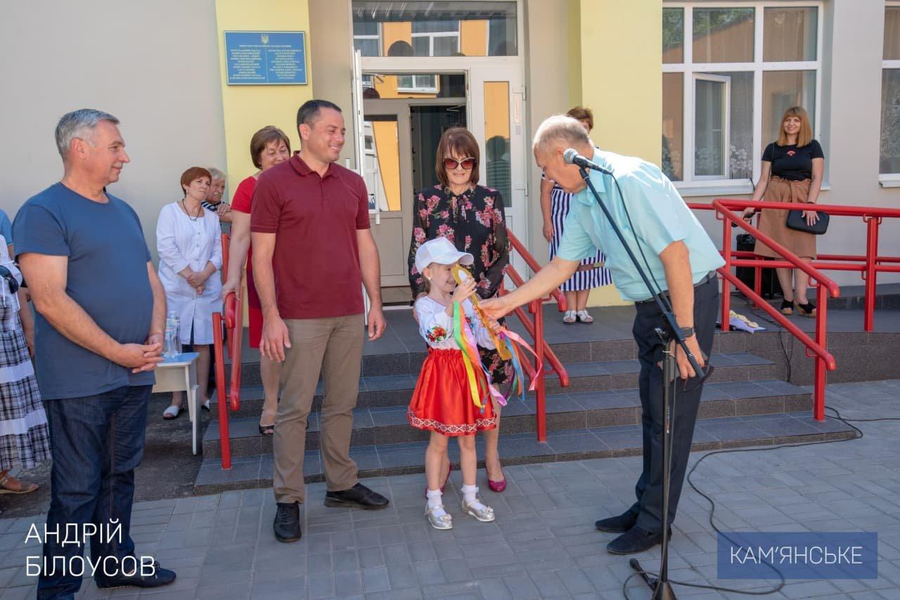 В Каменском после реконструкции открыли детский сад «Соняшник», фото-1