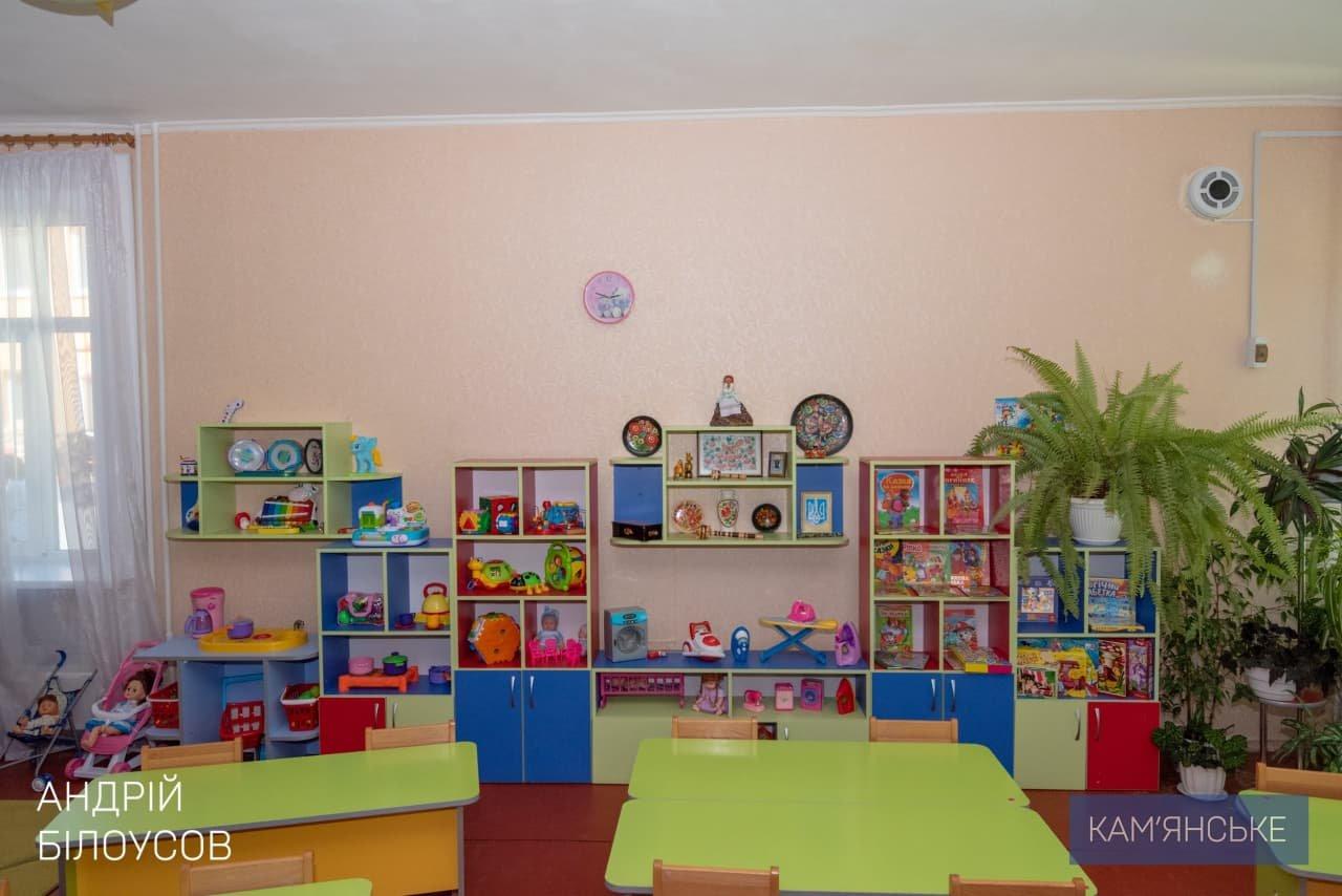 В Каменском после реконструкции открыли детский сад «Соняшник», фото-3