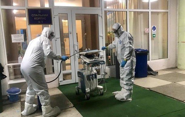 Мовчіть про вірус з Китаю в Нікополі