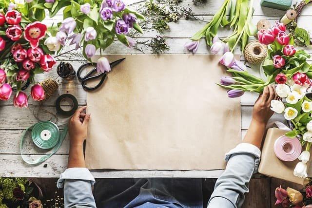 Цветочная мастерская: главные слова языком цветов