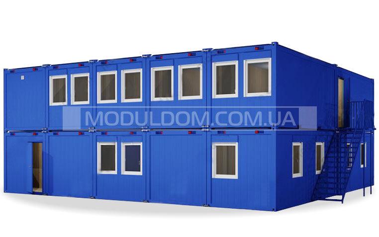 Мобильный офис МодульДом™